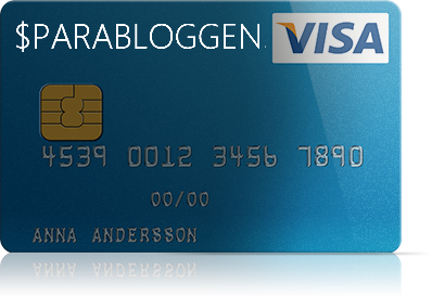 Sparabloggen VISA