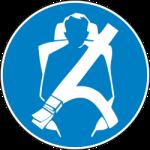 Säkerhetsbälte liten
